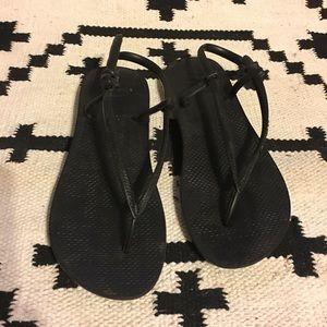 Havaianas slingback flip-flops